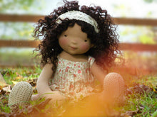 Load image into Gallery viewer, PDF Pattern Wildflower doll