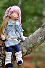 Load image into Gallery viewer, PDF Pattern - Rosy Posy Doll