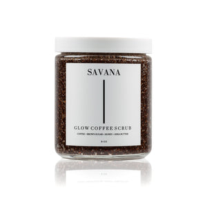 Savana Glow Coffee Body Scrub