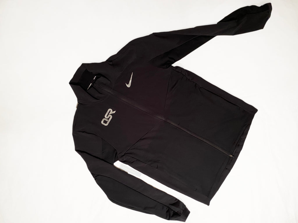 OSR Men's Full Zip Crew Neck Jacket