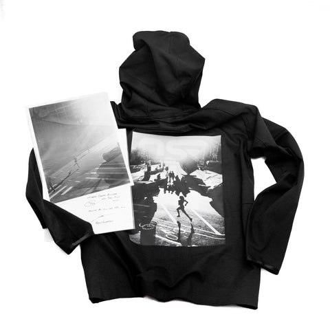 OSR X Ash Gilbertson Signed Limited Edition Print and Hoodie - Edition of 25