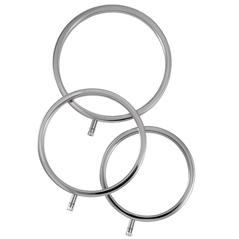 ElectraStim Rings Set - Pack of 3