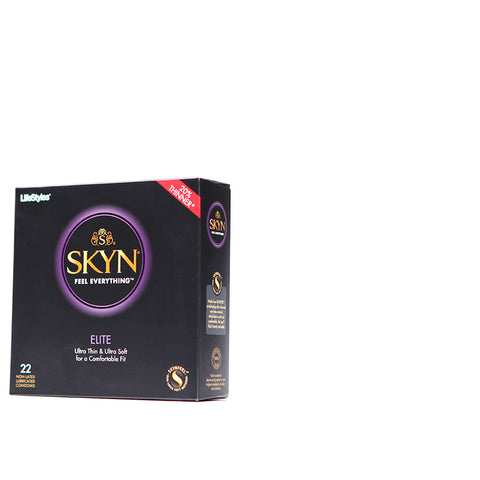LifeStyles SKYN Elite Ultra Thin - 22 Pack