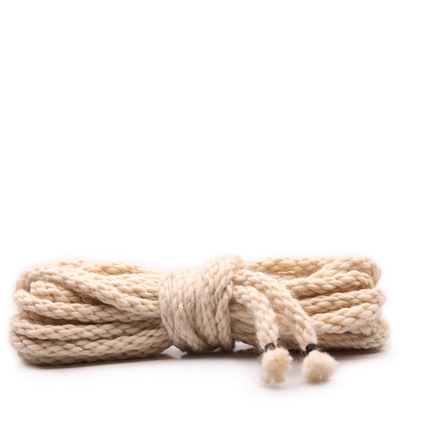 M.K. Tantus Alpaca Rope - Natural