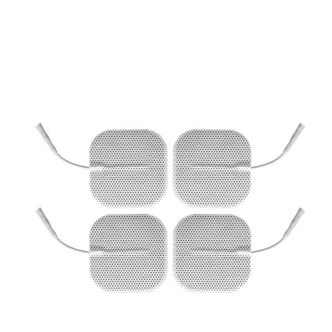 ElectraStim Square Conductive Pads (4 Pack)