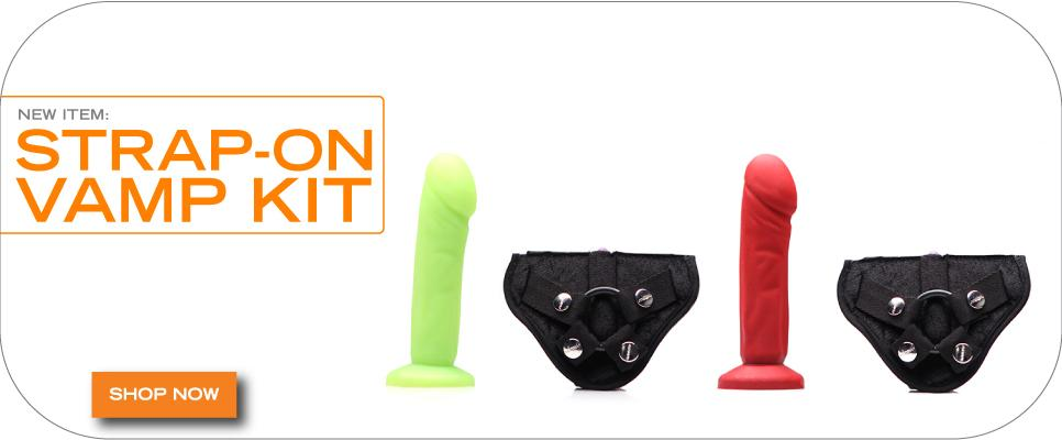 Gear Up | 20% Off Rings, Slings & Prostate Toys