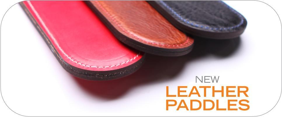New Paddles: Bido Objects has new leather paddles!