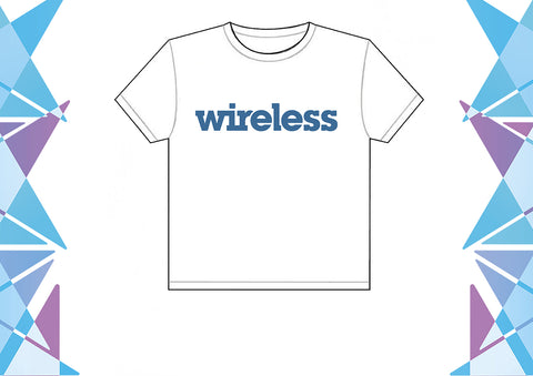 Pre-Order Wireless 2021 Event T-Shirt