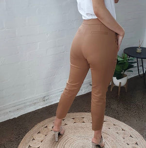 Cindy Pants Camel