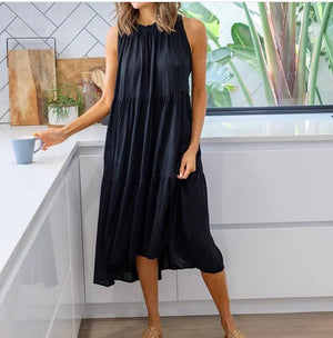 Oscar Maxi Dress Black