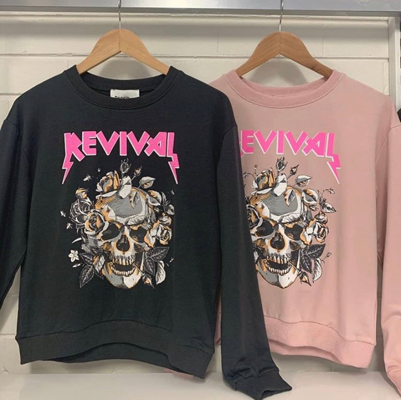 Revival Sweater PREORDER