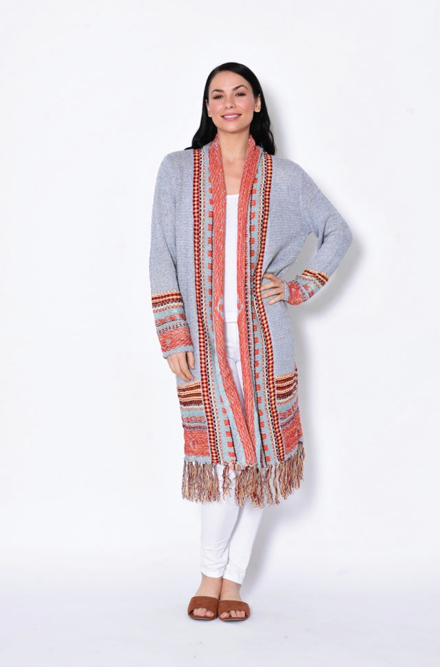 Bo Long Cardigan