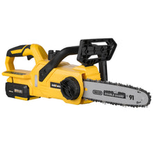 "Load image into Gallery viewer, AchiForce 20 V 10"" Cordless Chainsaw"