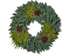 Mixed Wreath - 34""