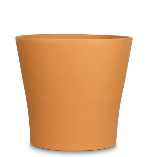 Flared Terra Cotta Pot