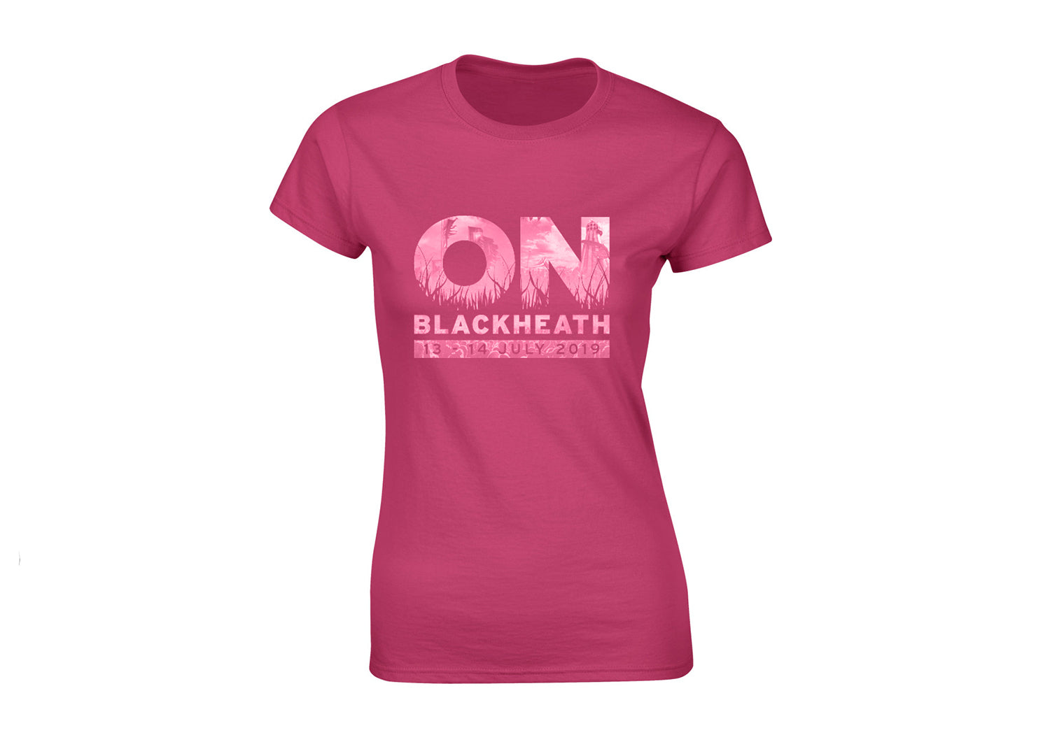 On Blackheath 2019 Pink Ladies T-Shirt
