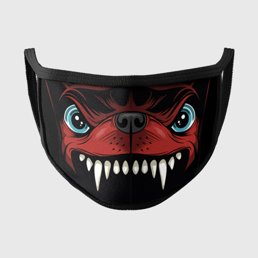 Download Festival Dog Face Mask
