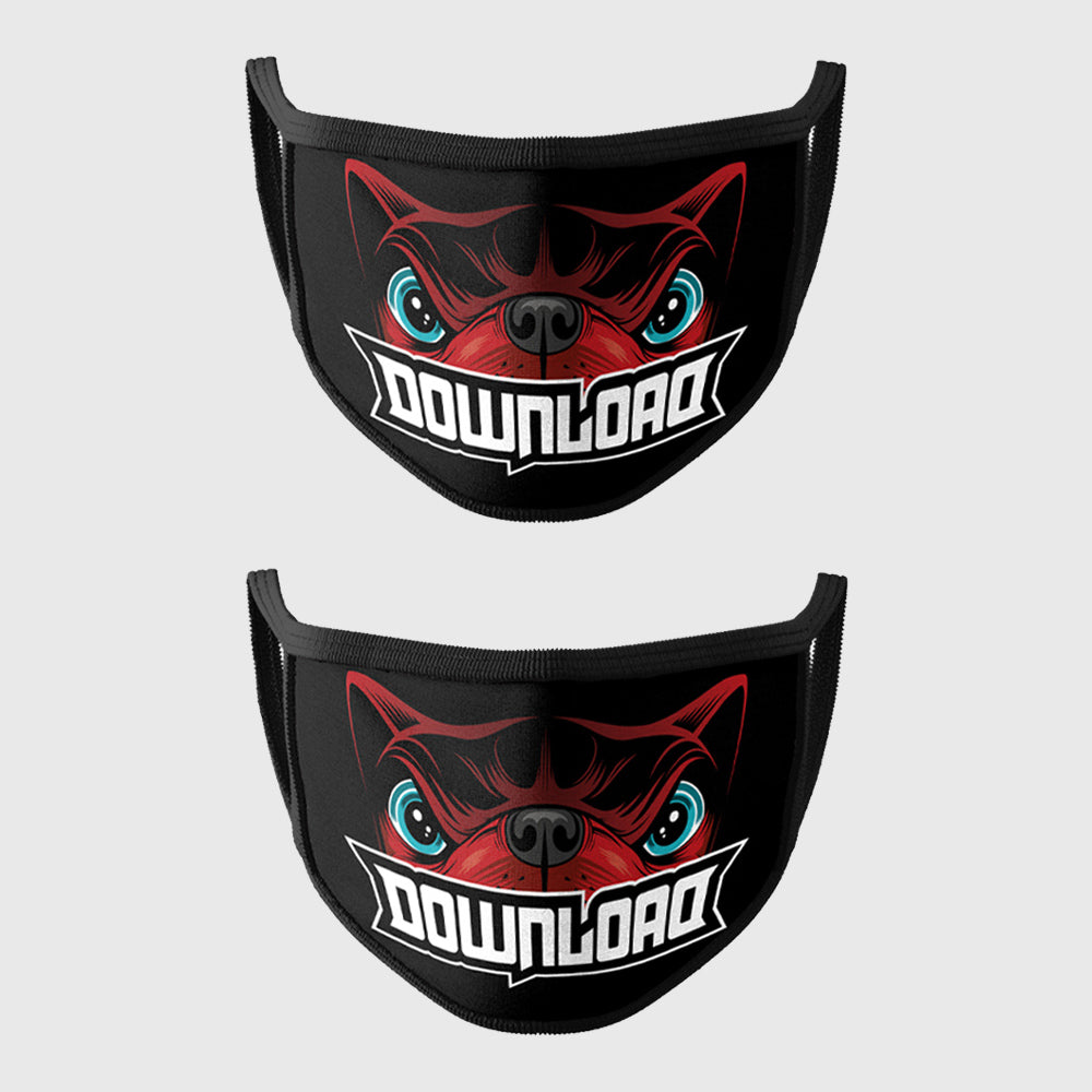 Download Festival Logo Mask Pack