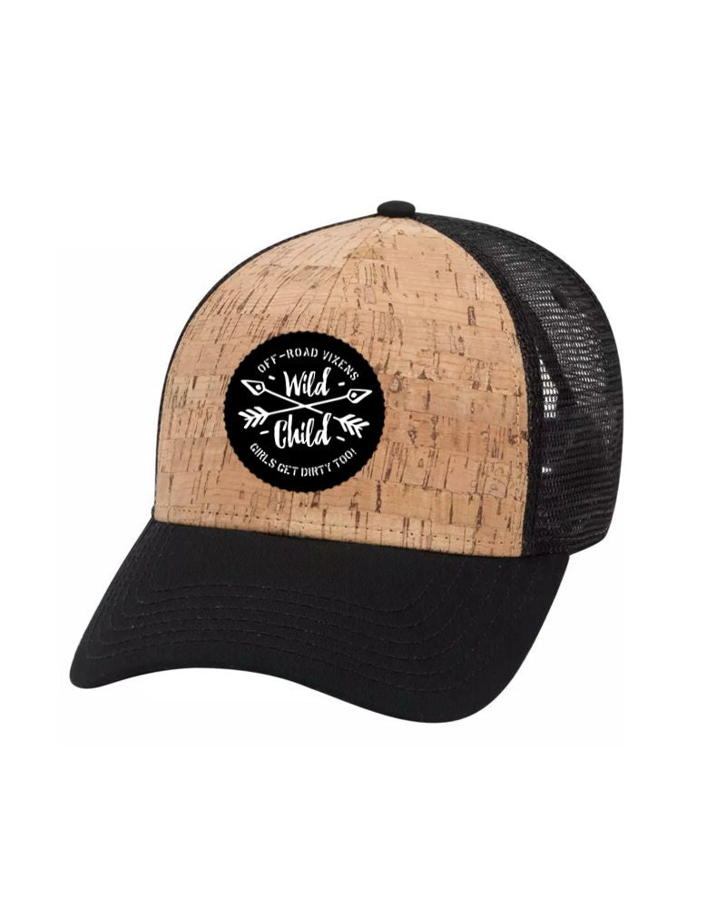 Wild Child Cork Trucker