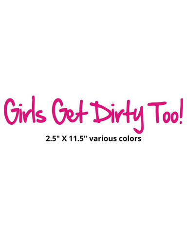 "GGDT Decal 2.5"" x 11.5"""