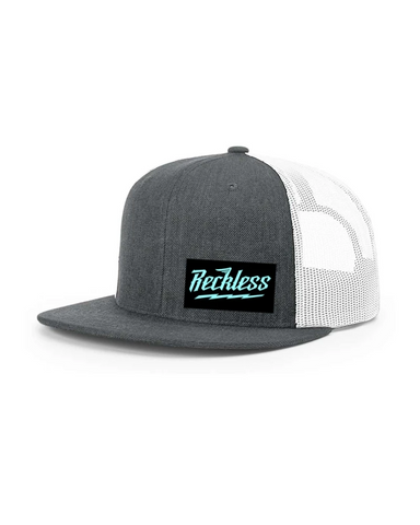 Reckless Flat bill Trucker Hat