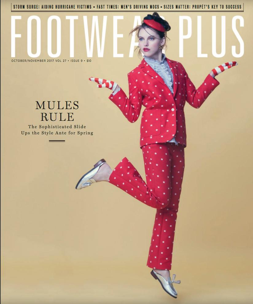 FootWear Plus Magazine - October 2017