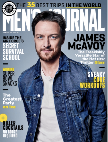 Men's Journal - February 2019
