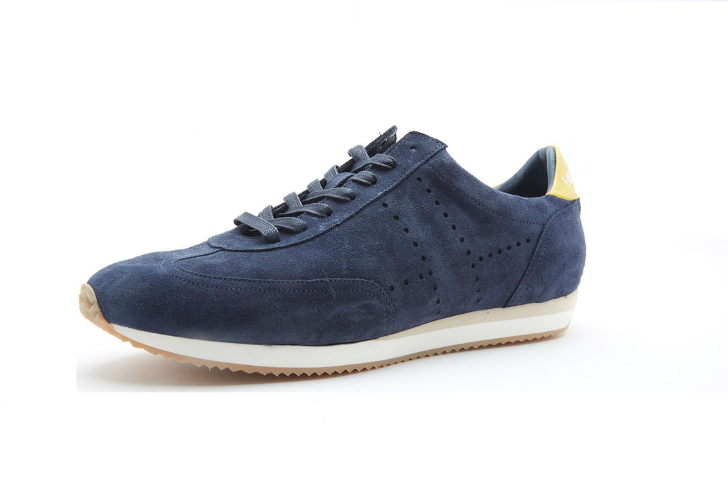 Heirloom Blue Morrison Suede Sneaker