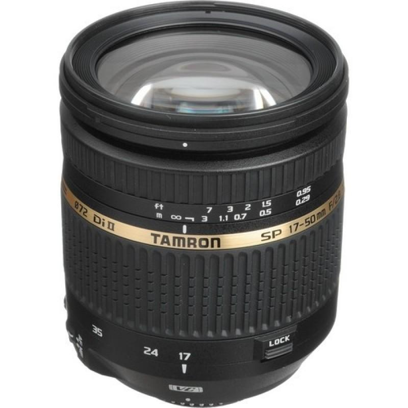 Lente Tamron Sp 17-50mm F/2.8 XR DI II VC LD Aspherical IF Para Sony APS-C