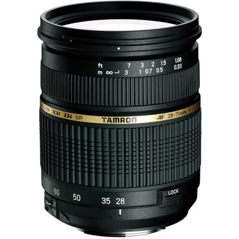 Lente Tamron Sp 28-75MM F/2.8 XR DI LD Aspherical IF para Canon