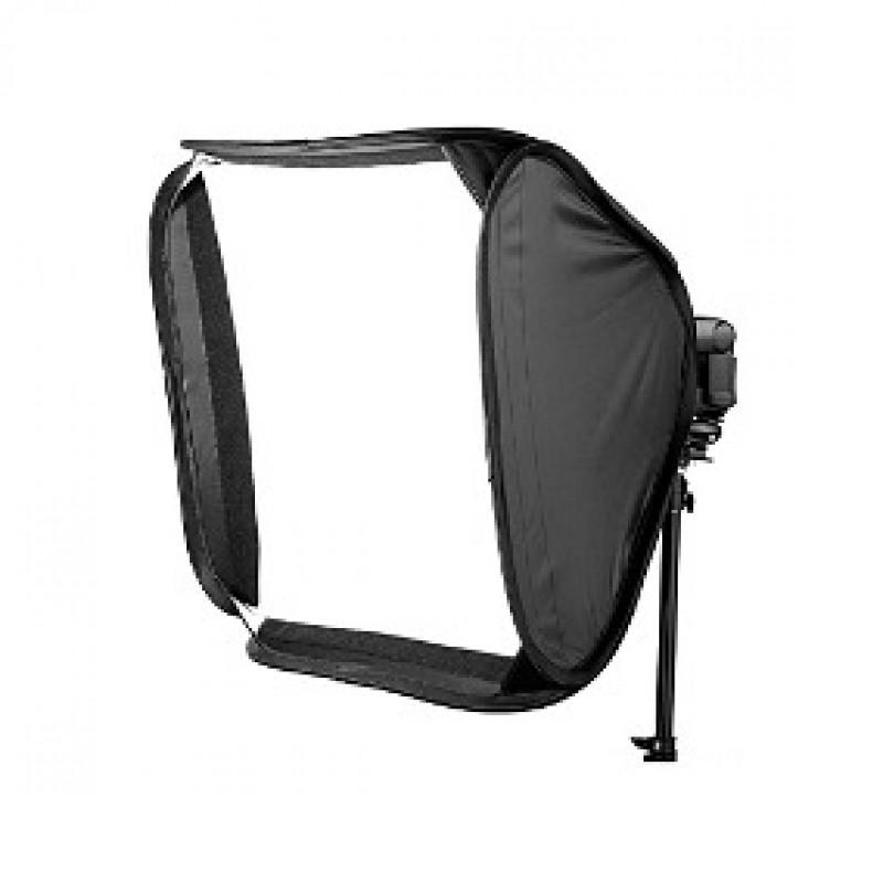 Softbox MGS 50x50cm para Flash