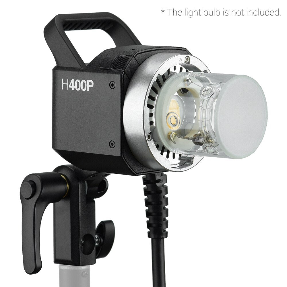 CABEZAL DE EXTENSION PORTATIL H400P GODOX