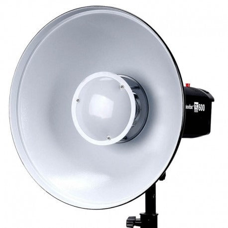 REFLECTOR BEAUTY DISH BLANCO 55CM GODOX