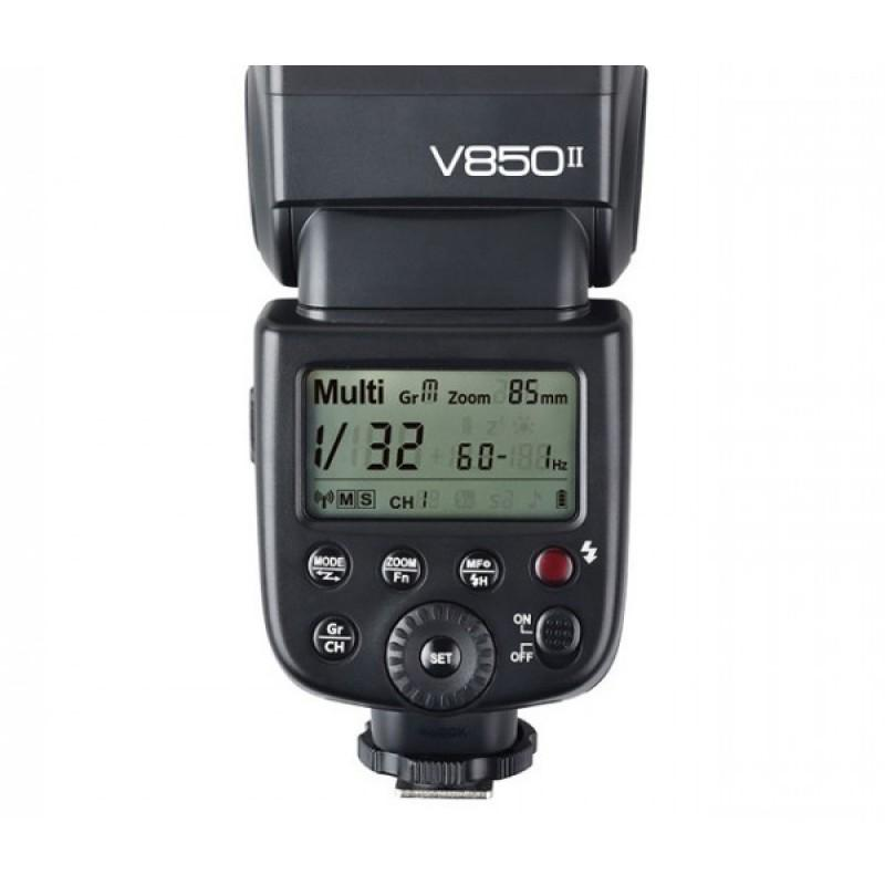 Flash Godox Ving 850 II Manual (Canon/Nikon)