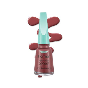 Flormar Breathing Color Nail Enamel