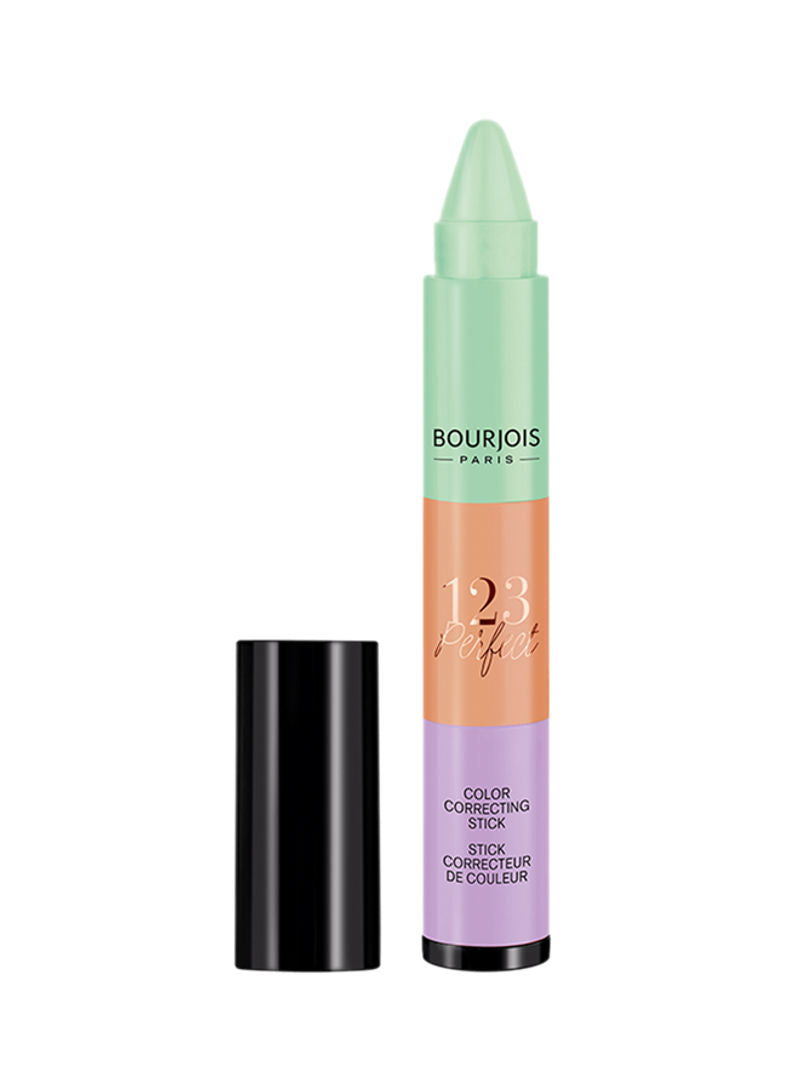 Bourjois 1,2,3 Perfect Colour Correcting Stick 001