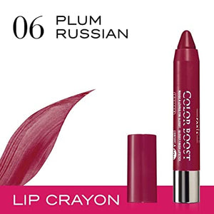 Bourjois Color Boost Glossy Lip Crayon