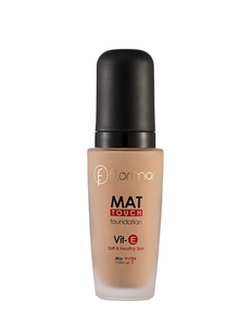 Flormar Mat Touch Foundation