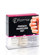 Load image into Gallery viewer, Flormar French Manicure Set