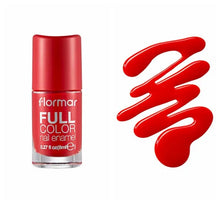 Load image into Gallery viewer, Flormar Full Color Nail Enamel