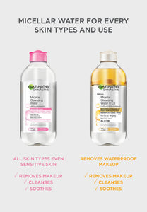 Garnier Micellar Cleansing Water in Oil 400ml