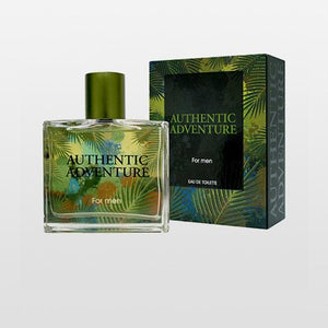 Jeanne Arthes Authentic Adventure Eau De Toilette 100ml
