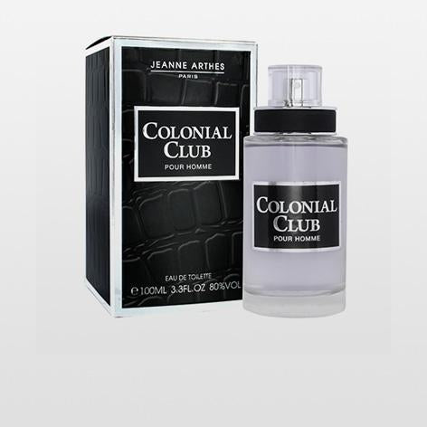 Jeanne Arthes Colonial Club Eau de Toilette 100ml