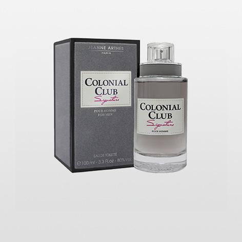Jeanne Arthes Colonial Club Signature Eau De Toilette 100ml