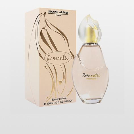 Jeanne Arthes Romantic Eau de Parfum 100ml