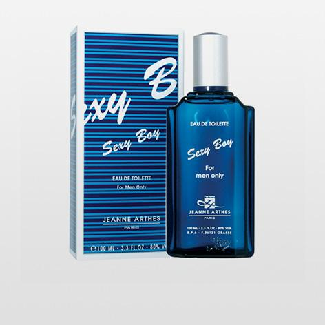 Jeanne Arthes Sexy Boy For Men Only Eau De Toilette 100ml
