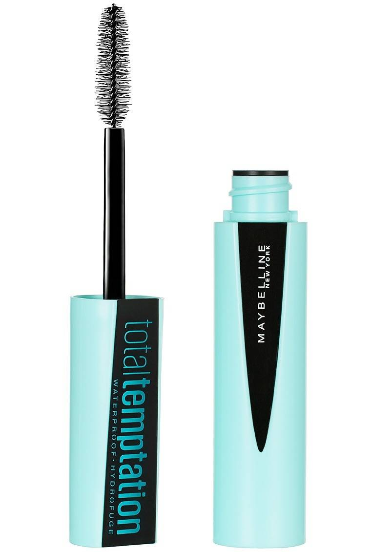 Maybelline Total Temptation Mascara WaterProof