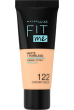 Load image into Gallery viewer, Maybelline Fit Me Matte & Poreless Foundation