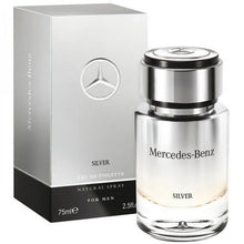 Load image into Gallery viewer, Mercedes-Benz Silver Edt