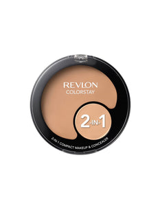Revlon Colorstay 2-in-1 Compact Makeup and Concealer Natural Beige 220